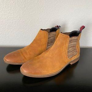 Ben Sherman Chelsea Slip On Ankle Boots 9.5